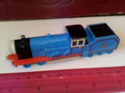 bnk jc Locomotiva Thomas - ERTL foto