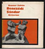 (C7913) BENCZEDI SANDOR DE BANNER ZOLTAN, TEXT IN MAGHIARA
