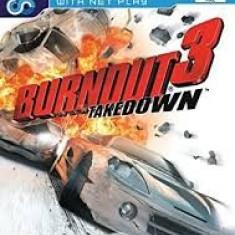 Burnout 3 Takedown - PS2 [Second hand] - Jocuri PS2, Curse auto-moto, 3+, Multiplayer