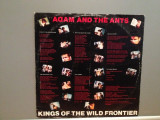 ADAM AND THE ANTS - KINGS OF THE WILD....(1980/CBS/HOLLAND) - VINIL/Analog/Vinyl, Columbia
