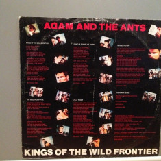 ADAM AND THE ANTS - KINGS OF THE WILD....(1980/CBS/HOLLAND) - VINIL/Analog/Vinyl - Muzica Pop Columbia