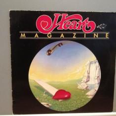 HEART - MAGAZINE (1977/ARISTA REC/RFG) - disc Vinil/Vinyl/Analog/Impecabil(NM) - Muzica Pop