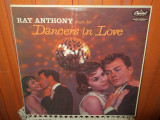 -Y- RAY ANTHONY PLAYS FOR DANCERS IN LOVE   DISC VINIL LP