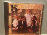 FIVE STAR - LUXURY OF LIFE (1985/RCA REC/ GERMANY) - CD NOU/Sigilat/Original