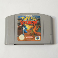 Joc consola Nintendo 64 N64 - Pokemon Stadium, Actiune, Toate varstele, Single player