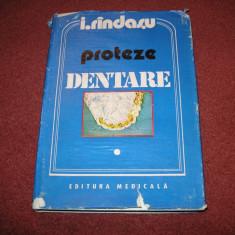 Proteze Dentare - Ion Rindasu (volumul 1)
