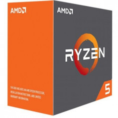 Procesor AMD Ryzen 5 1600X, 3600 MHz, 16MB, Socket AM4 - Procesor PC AMD, Intel Core i5, Numar nuclee: 6