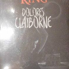 Dolores Claiborne de Stephen King - Carte Horror