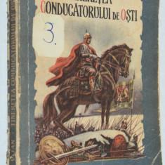 Tineretea conducatorului de osti - V. Ian 1955 - Roman istoric