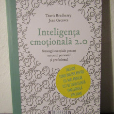 Travis Bradberry - Inteligenta emotionala 2.0 - Carte dezvoltare personala