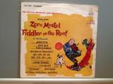 Zero Mostel in FIDDLER ON HE ROOF - MUSICAL (1960/RCA/USA) - VINIL/Analog/Vinyl