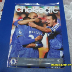 Program Chelsea - CFR Cluj - Program meci