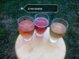 Vin rosu si alb