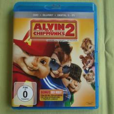 D!'S Dance Club Vol. 2 (DVD) + Alvin And The Chipmunks 2 (Blu-ray) - Germany