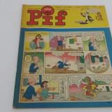 VAILLANT*LE JOURNAL DE PIF*NR. 1194*1968/ REVISTĂ BENZI DESENATE - Reviste benzi desenate