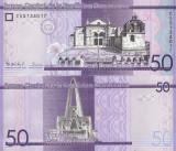 Republica Dominicana 50 Pesos 2015 UNC