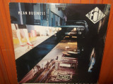 -Y-  THE FIRM - MEAN BUSINESS   DISC VINIL LP