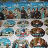 Eureka 2006  2012 Serial TV  5 Sezoane  DVD