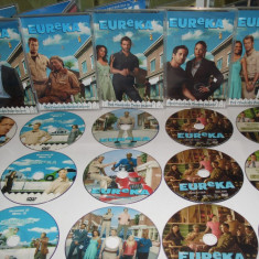 Eureka 2006  2012 Serial TV  5 Sezoane  DVD