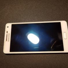 Merita negociat - Telefon Samsung, Alb, Neblocat, Single SIM