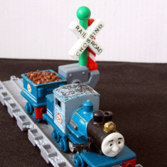 🚂 Thomas and Friends ✯ Take-n-Play ✯ FERDINAND ✯ Magnetic Train ✯ 2010 🚂 - Trenulet, Locomotive