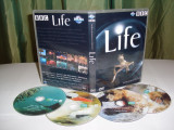 B.B.C. Life 2009 TV Mini-Series DVD, Romana