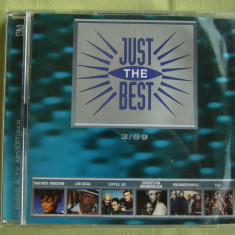 JUST THE BEST 3/1999 - 2 C D Originale, CD, sony music