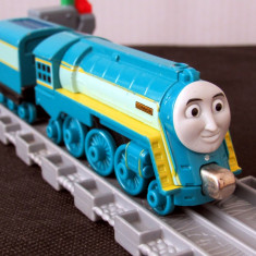 🚂 Thomas and Friends ✯ Take-n-Play ✯ CONNOR ✯ Magnetic Train ✯ 2013 🚂 - Trenulet, Locomotive