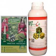 Insecticid de contact mavrik 2 F 100 ml