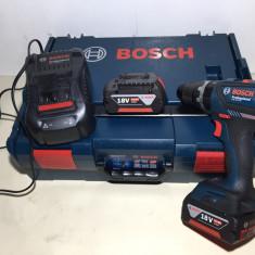 Autofiletanta BOSCH GSB 18 V-EC Fabricatie 2016 - Surubelnita electrica