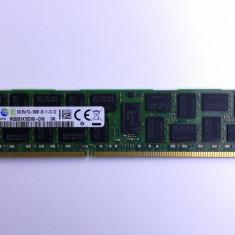 Modul DDR3 8GB 2Rx4 PC3-10600R M393B1K70DH0-CH9 Samsung RAM Server - Memorie server Samsung, 1333 mhz