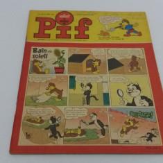 VAILLANT*LE JOURNAL DE PIF*NR. 1199*1968/ REVISTĂ BENZI DESENATE