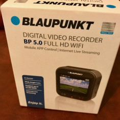 CAMERA VIEO AUTO BLAUPUNKT 5.0 FULL HD WIFI - Camera video auto