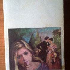 Villette de charlotte bronte colectia romanul de dragoste numarul 118