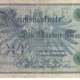 Germania 100 marci 1908