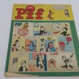 VAILLANT*LE JOURNAL DE PIF*NR. 1226*1968/ REVISTĂ BENZI DESENATE - Reviste benzi desenate