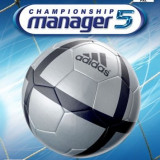 Championship manager 5 - PS2 [Second hand], Strategie, 3+, Single player