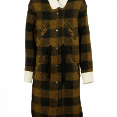 Palton Isabel Marant - Palton dama, Marime: 40, 38, 36, 34, Culoare: Verde