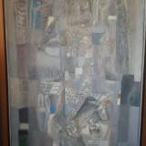 FRESCA - OLGA GRECEANU, Abstract, Ulei, Altul