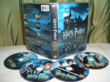 Colectia Completa Harry Potter 8 DVD