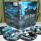 Colectia Completa Harry Potter 8 DVD