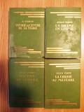 """Cumpara ieftin JULES VERNE- """"HACHETTE"""", -editie veche, interbelica, patru volume"""