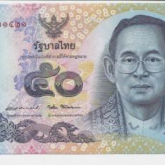 THAILANDA- 50 BATH 2017- UNC!!