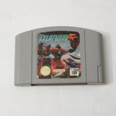 Joc consola Nintendo 64 N64 - Lylat Wars, Actiune, Toate varstele, Single player