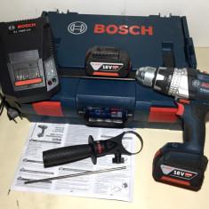 Autofiletanta BOSCH GSR 18 VE 2-Li Fabricatie 2016 Noua - Surubelnita electrica