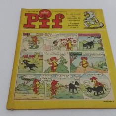 VAILLANT*LE JOURNAL DE PIF*NR. 1209*1968/ REVISTĂ BENZI DESENATE - Reviste benzi desenate