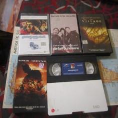 Casete video originale 12 buc 3 nu au cutiile lor dar casetele sunt originale - Film Colectie, Caseta video, Romana