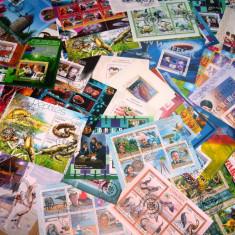 Lot 100 colite de timbre stampilate! Mai multe disponibile!, Africa