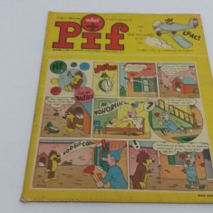 VAILLANT*LE JOURNAL DE PIF*NR. 1205*1968/ REVISTĂ BENZI DESENATE - Reviste benzi desenate