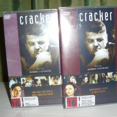 Cracker  1993 1996 DVD, Crima, Romana